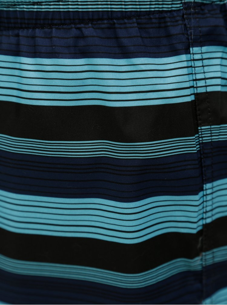 Costum de baie barbatesc albastru inchis cu dungi O'Neill Bondi