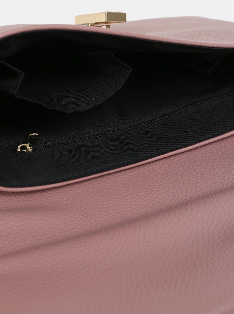 Geanta plic roz deschis Dorothy Perkins