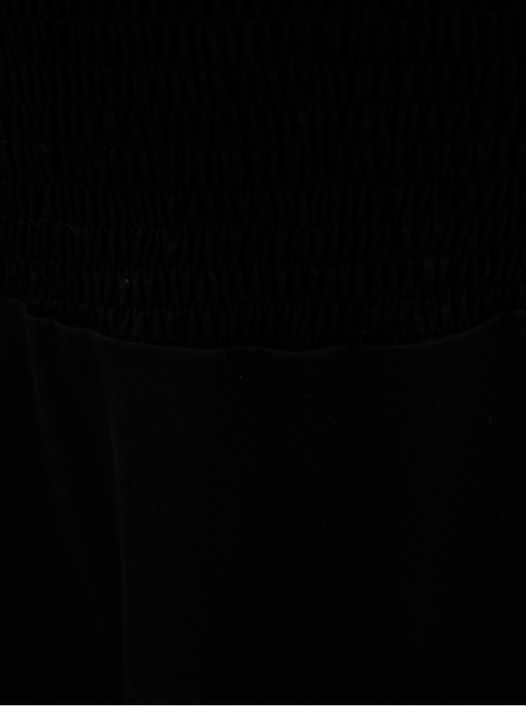 Černé šaty na ramínka Dorothy Perkins