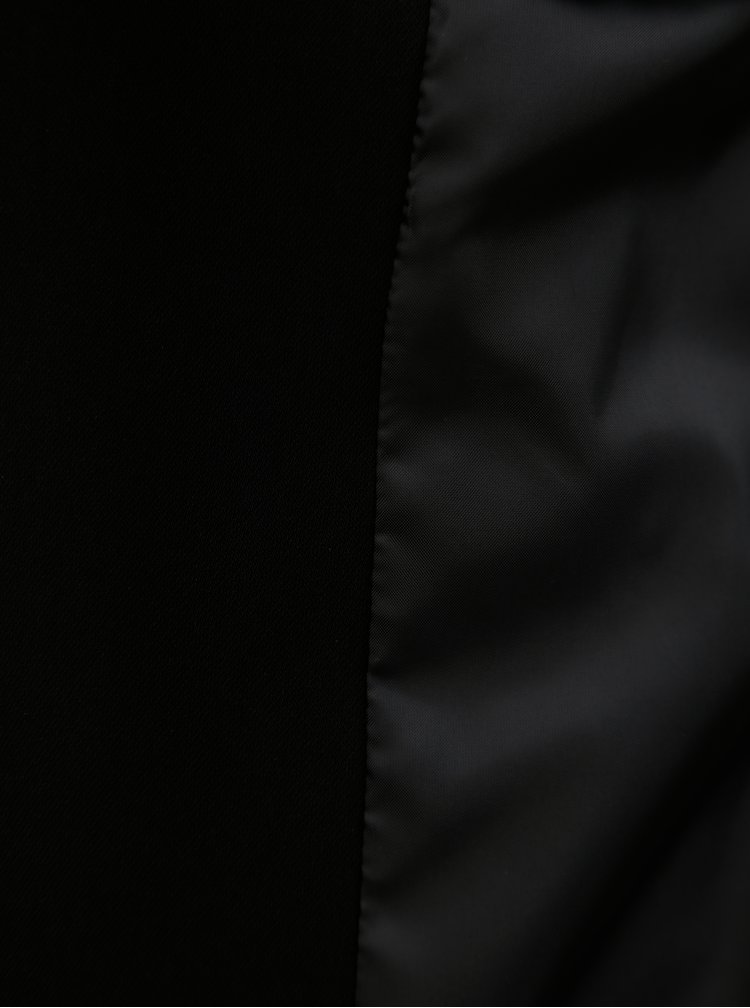 Sacou negru Dorothy Perkins Petite