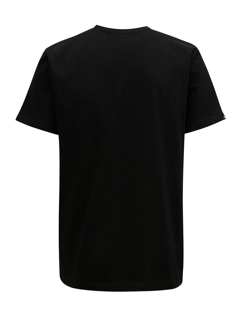 Čierne pánske tričko MEATFLY Shaper