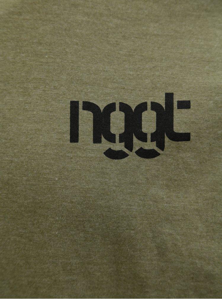 Tricou kaki pentru barbati - NUGGET Asset