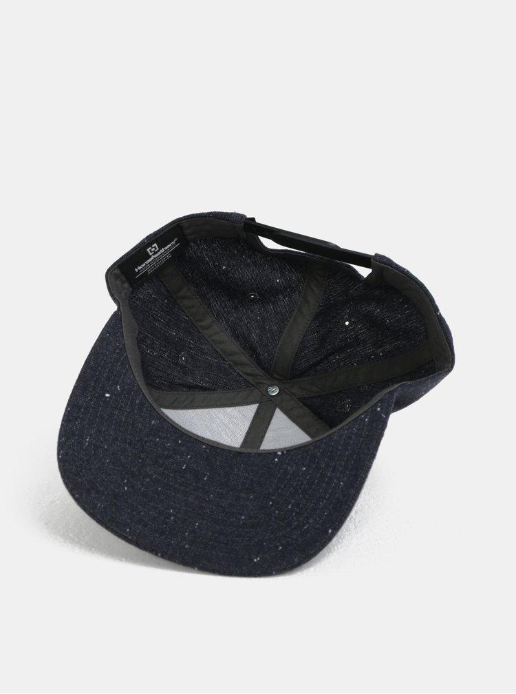 Tmavě modrá pánská kšiltovka Horsefeathers Wally