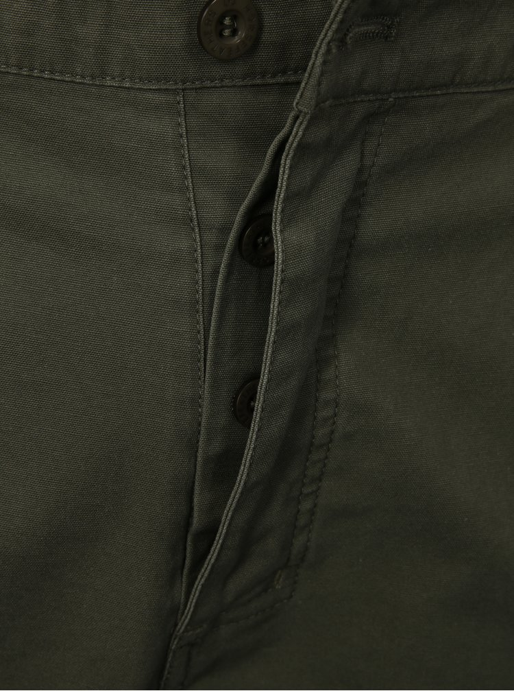 Pantaloni scurti kaki pentru barbati - Horsefeathers Brill