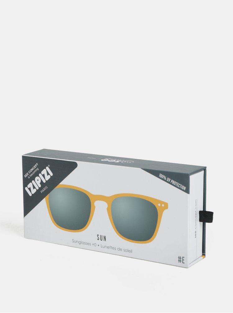 Žluté sluneční brýle IZIPIZI  #E