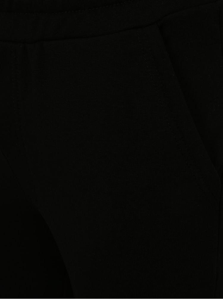 Černé pánské tepláky Horsefeathers Finn