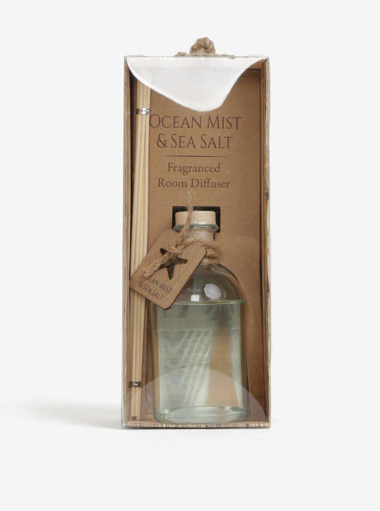 Difuzér s vůní Ocean mist & sea salt v dárkovém balení SIFCON