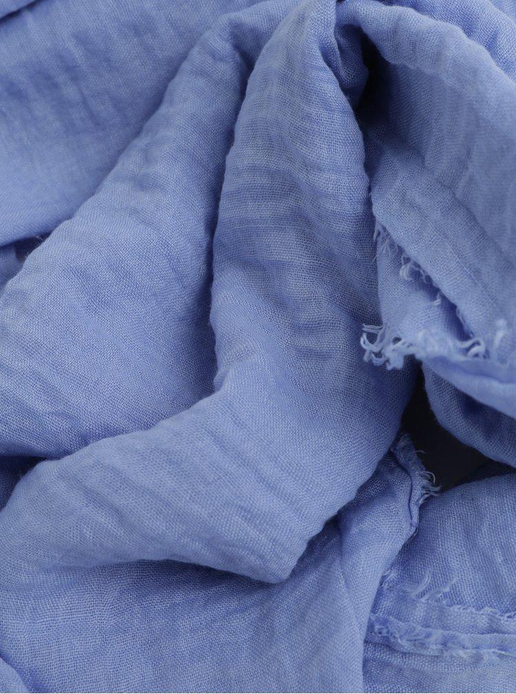 Světle modrý šátek Pieces Dartoline