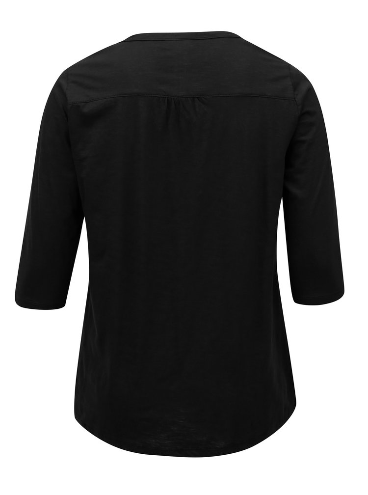 Bluza neagra Zizzi