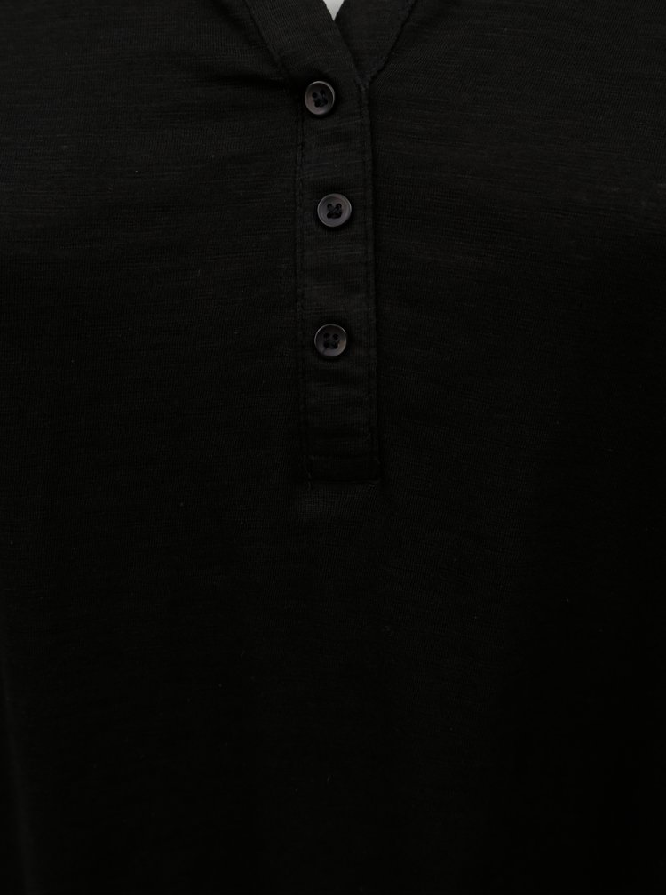 Čierna blúzka Zizzi