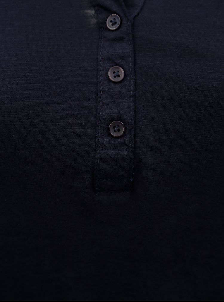 Bluza albastru inchis Zizzi