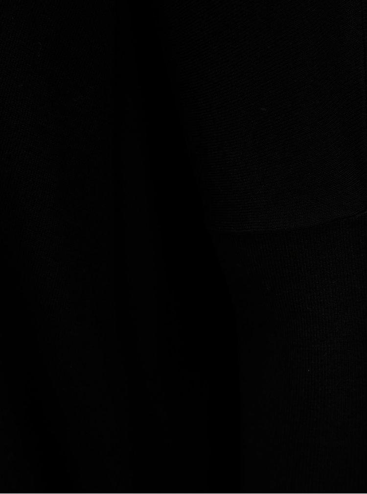 Černý dlouhý dámský svetr Zizzi