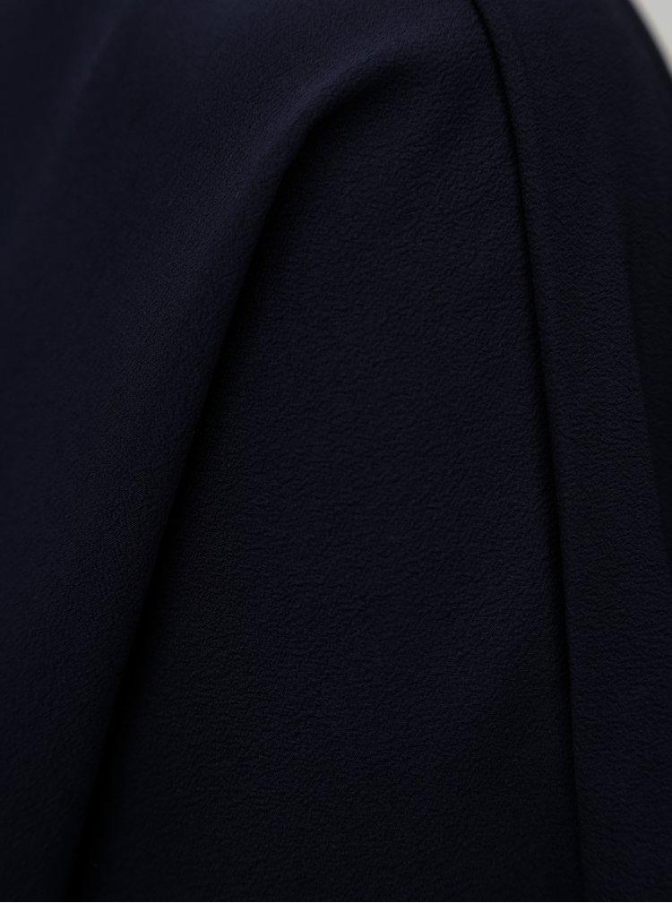 Tmavě modrá tunika Zizzi