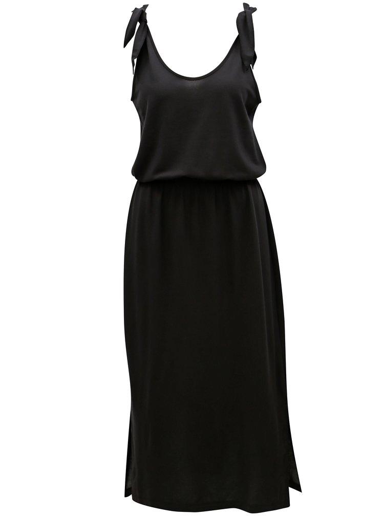 Černé šaty VERO MODA Diana