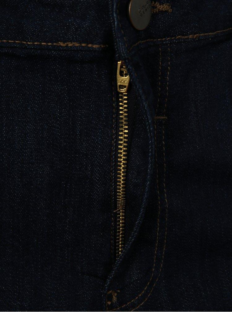 Tmavě modré 3/4 džíny simply be.