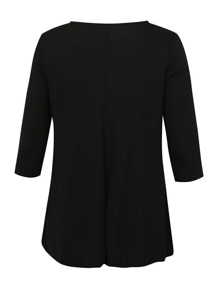 Sada dvou triček v černé a bílé barvě simply be.