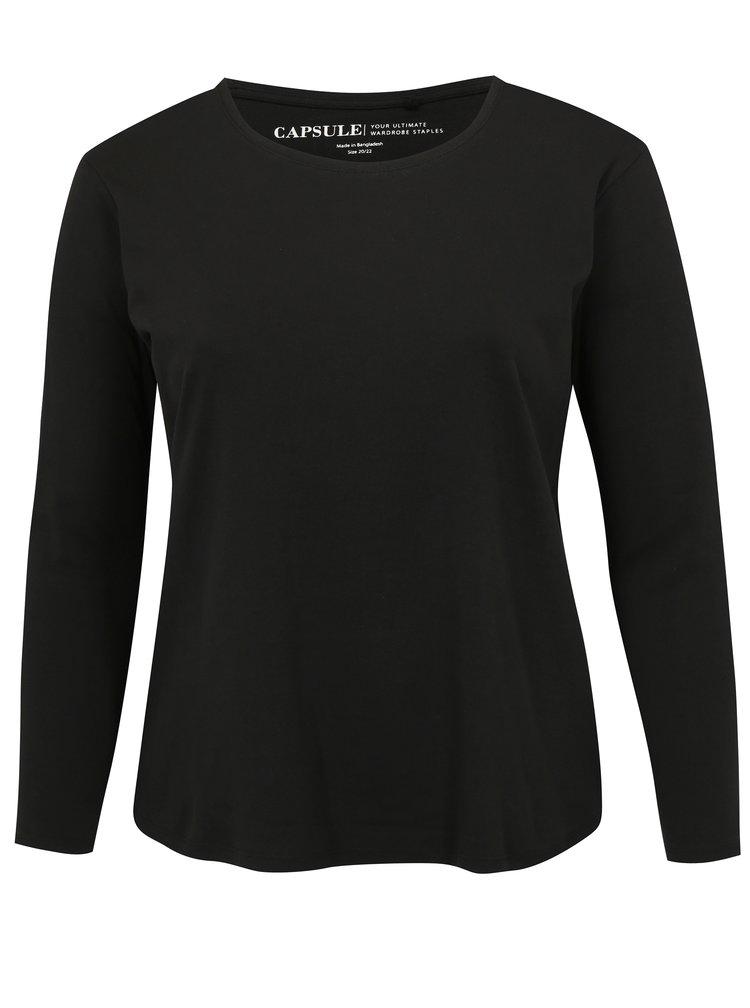 Sada tří triček v bílé, šedé a černé barvě simply be.