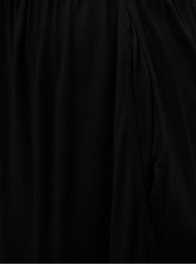 Černá maxi sukně s kapsami Jacqueline de Yong Safety