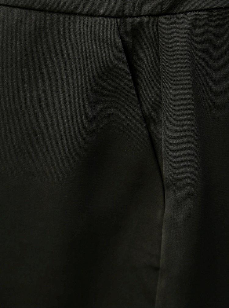 Černý krajkový overal ONLY Eduna