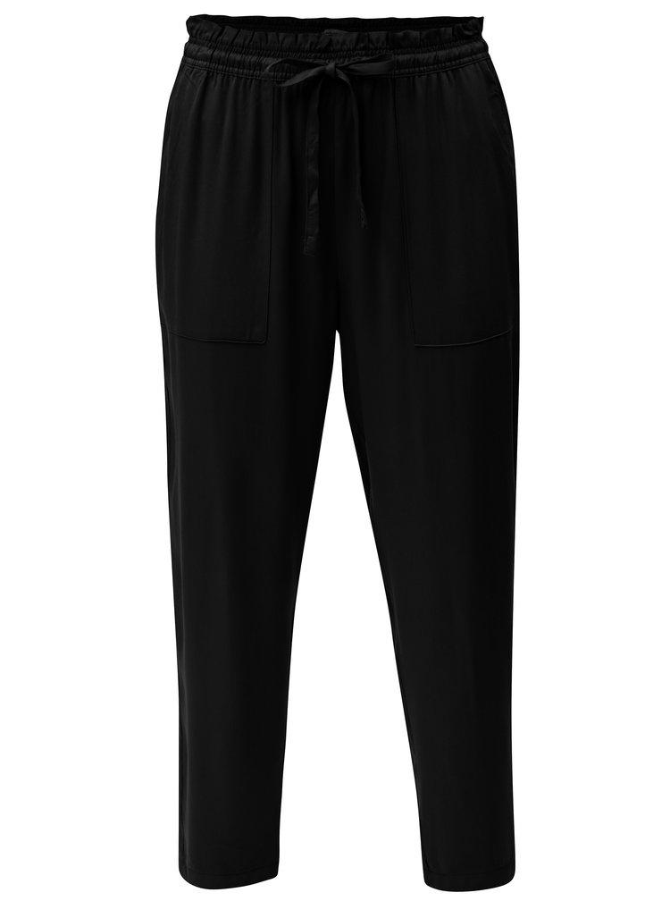 Černé kalhoty Jacqueline de Yong Capella