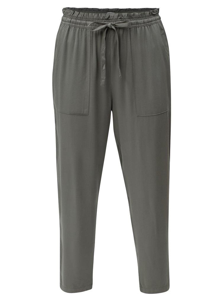 Pantaloni verde Jacqueline de Yong Capella