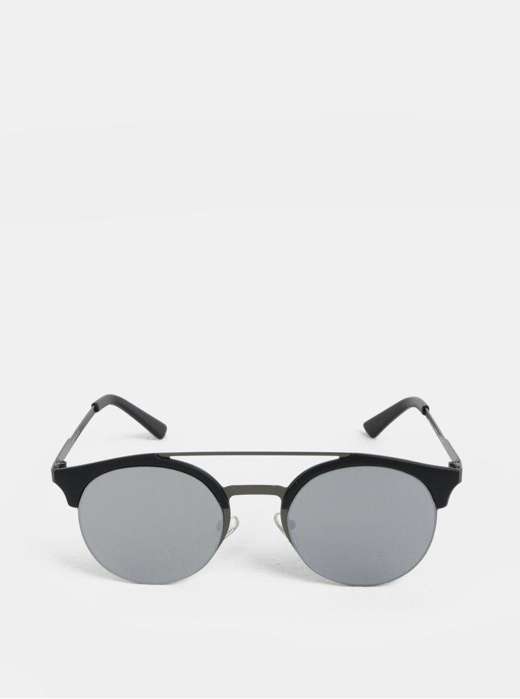 Černé kulaté sluneční brýle ONLY & SONS Display