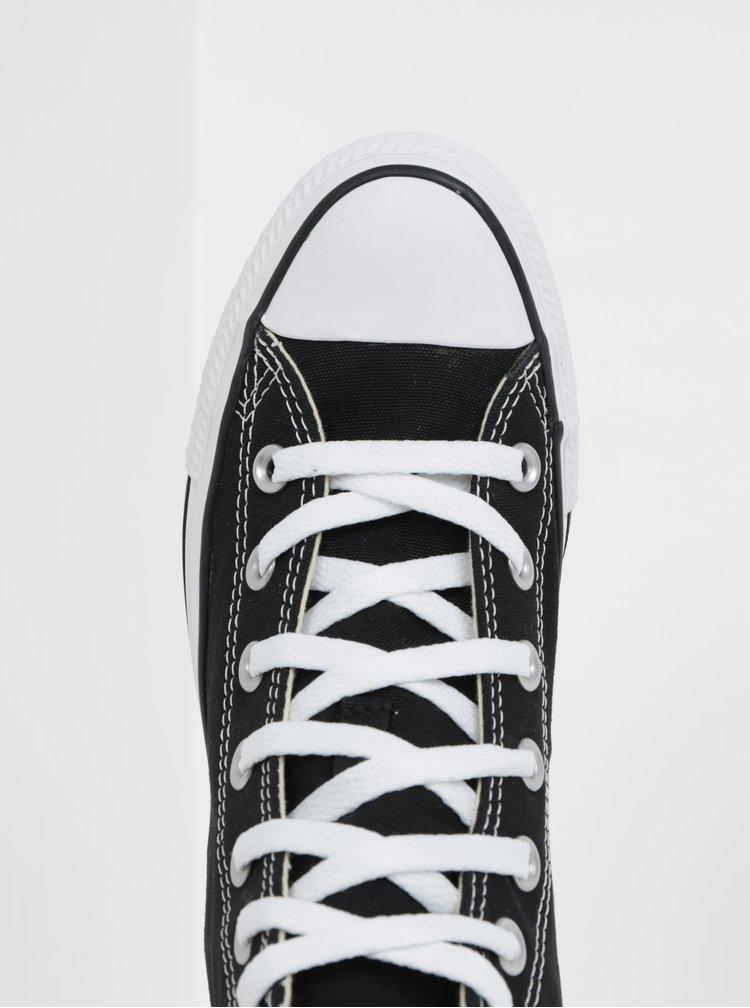 Černé kotníkové tenisky Converse Chuck Taylor All Star