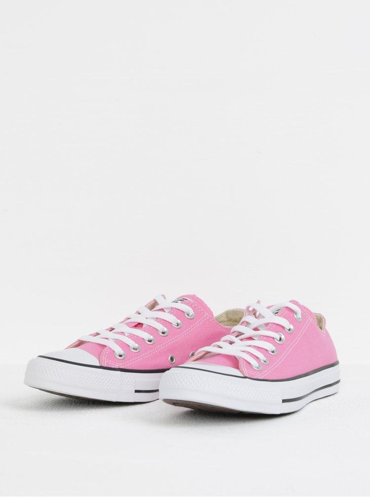 Růžové dámské tenisky Converse Chuck Taylor All Star