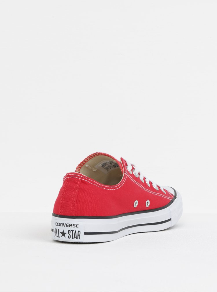 Bascheti rosii Converse Chuck Taylor All Star