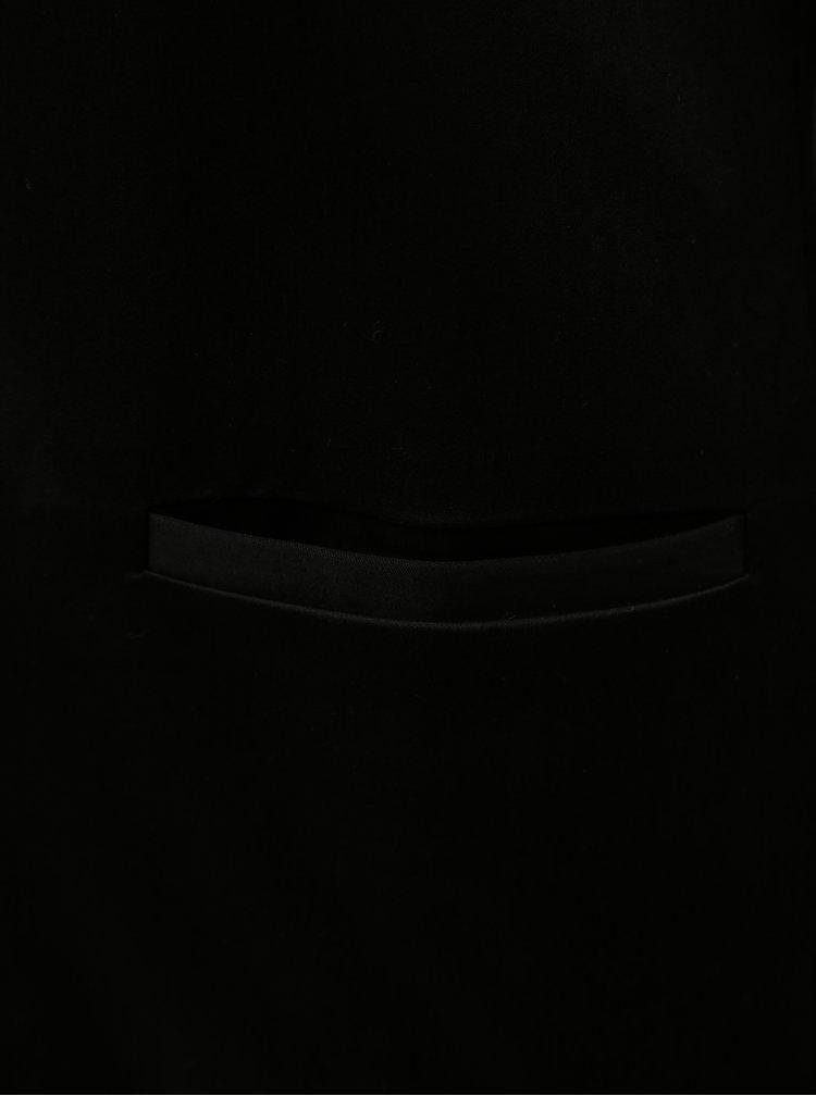 Černá vesta THAÏS & STRÖE