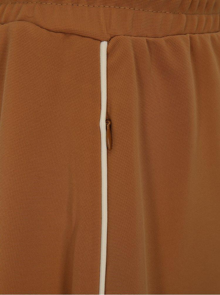 Světle hnědá sukně Moss Copenhagen Seely