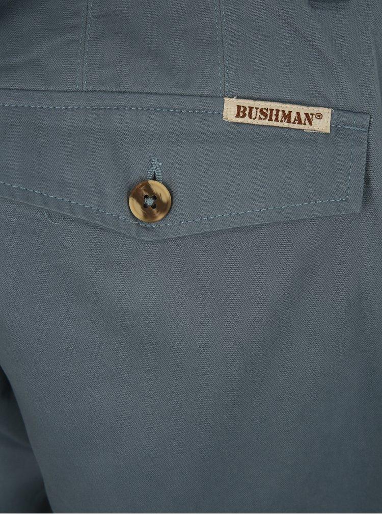 Pantaloni barbatesti scurti albastri BUSHMAN Bishop