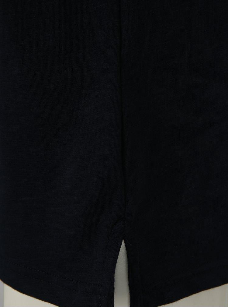 Tmavě modré polo tričko JP 1880