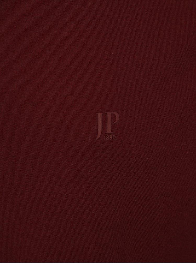 Sada dvou triček v tmavě modré a vínové barvě JP 1880