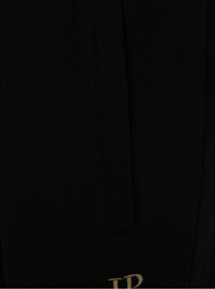 Černé pánské teplákové kraťasy JP 1880