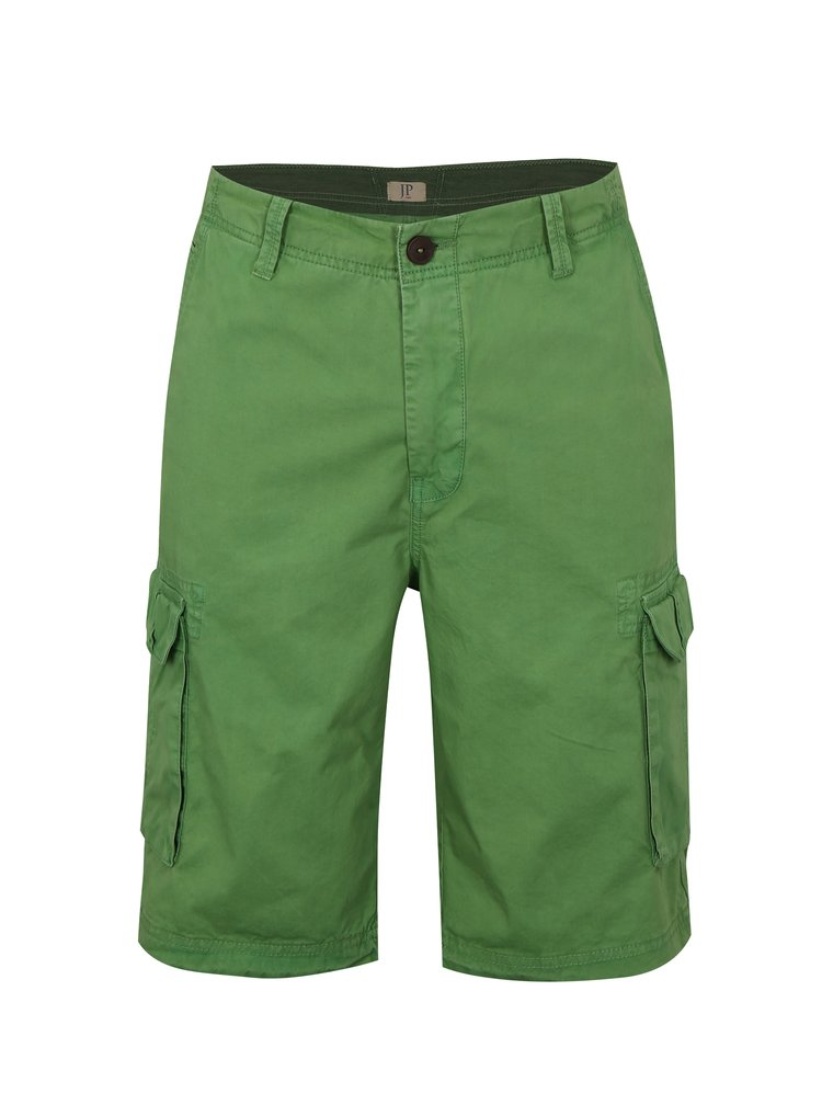 Zelené kraťasy s kapsami JP 1880