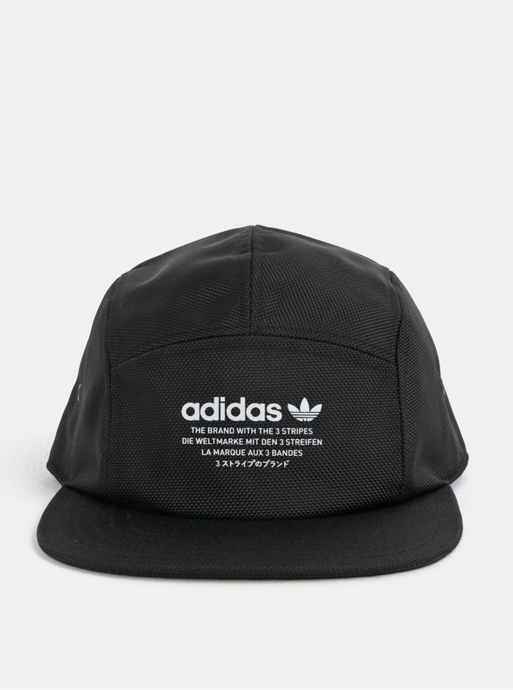 Sapca neagra pentru barbati adidas Originals NMD