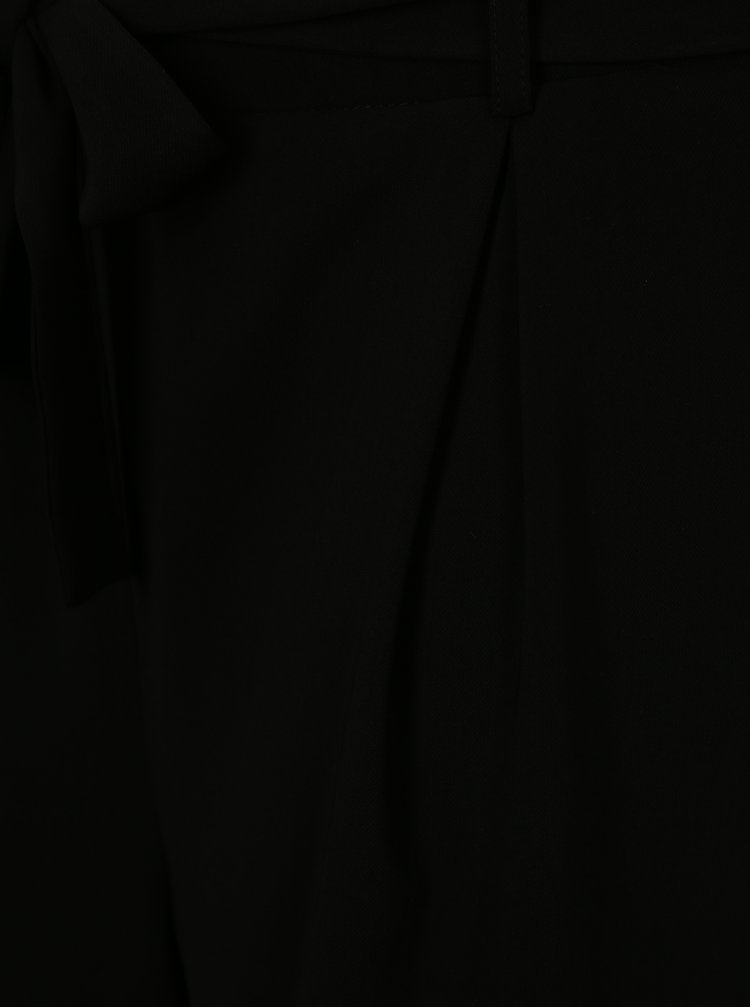 Černé kraťasy Dorothy Perkins Curve