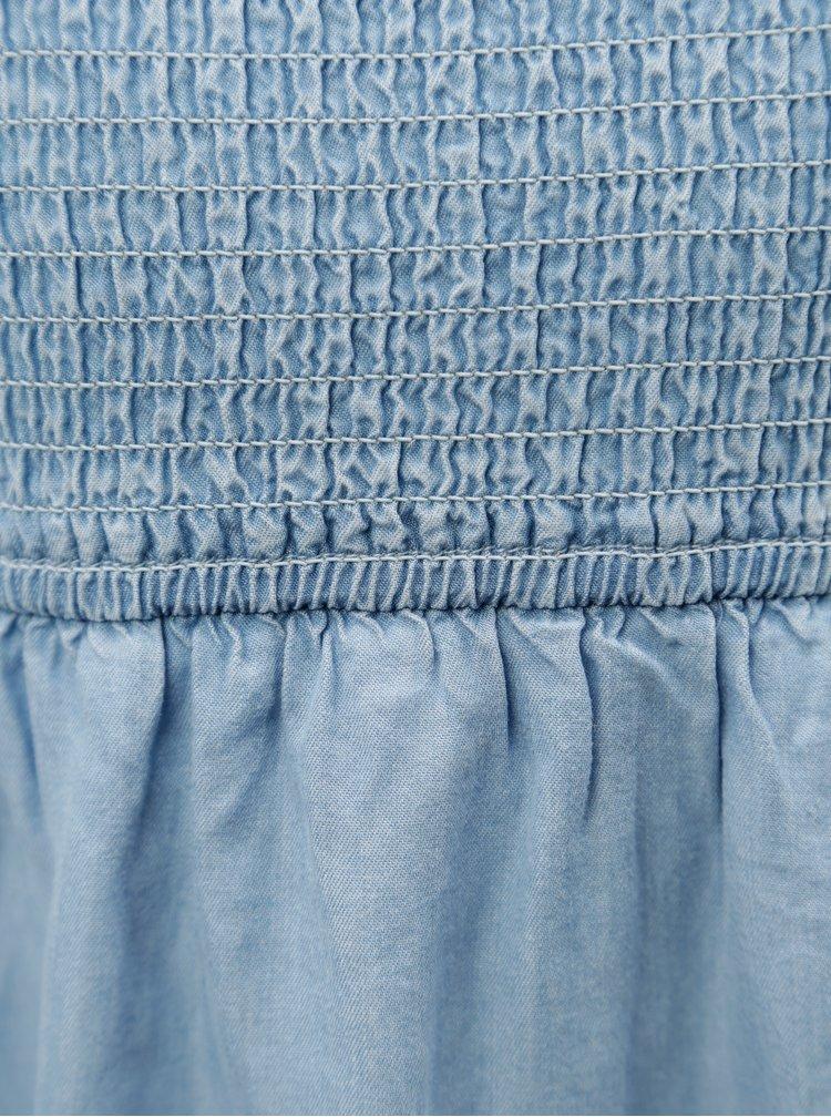 Modré holčičí šaty name it Barina