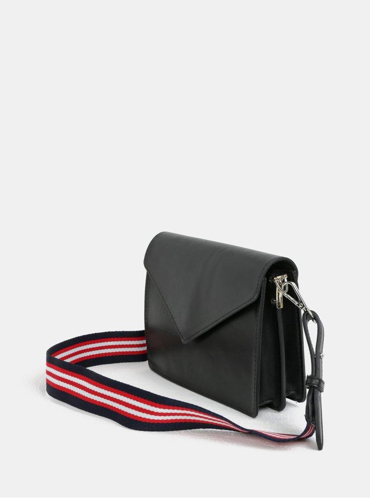 Černá kabelka Pieces Danica