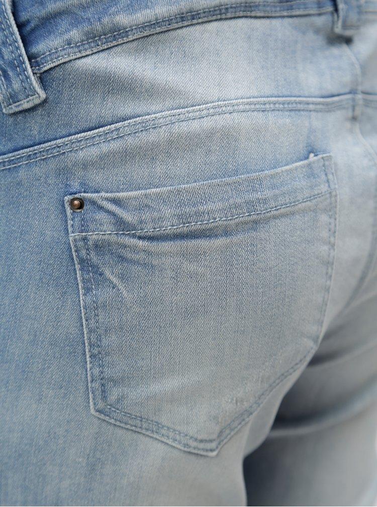 Světle modré těhotenské džíny Mama.licious Veria