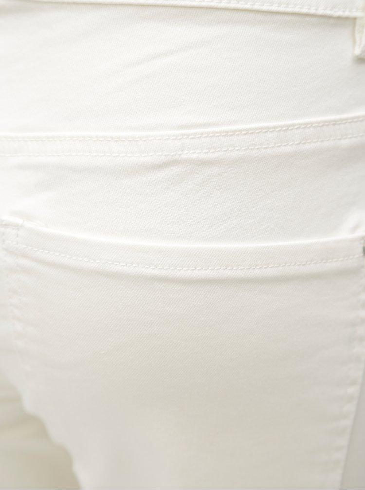 Bílé kraťasy Blendshe Casual Cameo