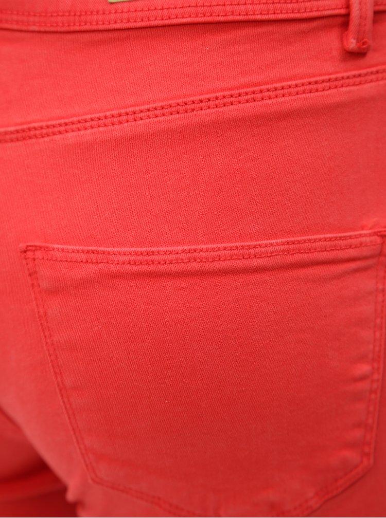 Červené kraťasy Blendshe Bright