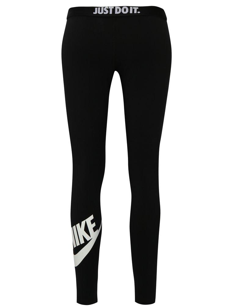 Leggings de dama negri Nike Lggng logo