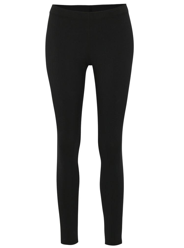 Černé dámské legíny Nike Lggng logo
