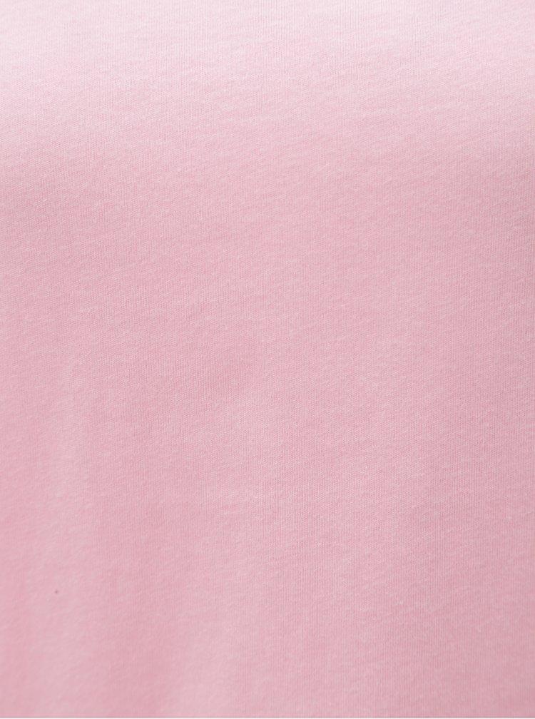 Tricou roz basic Blendshe Jodie
