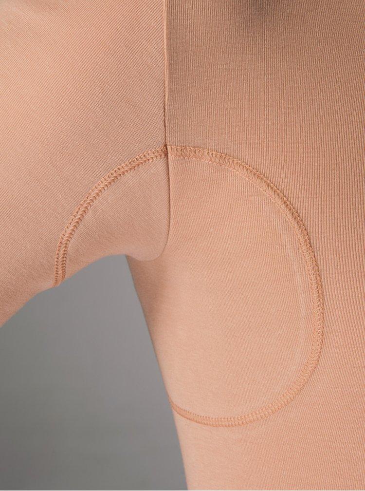 Sada pěti tělových skinny triček pod košili Covert Underwear