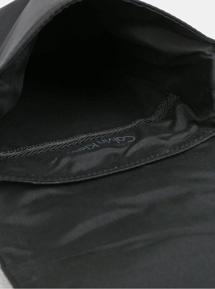 Černá pánská crossbody taška Calvin Klein Jeans