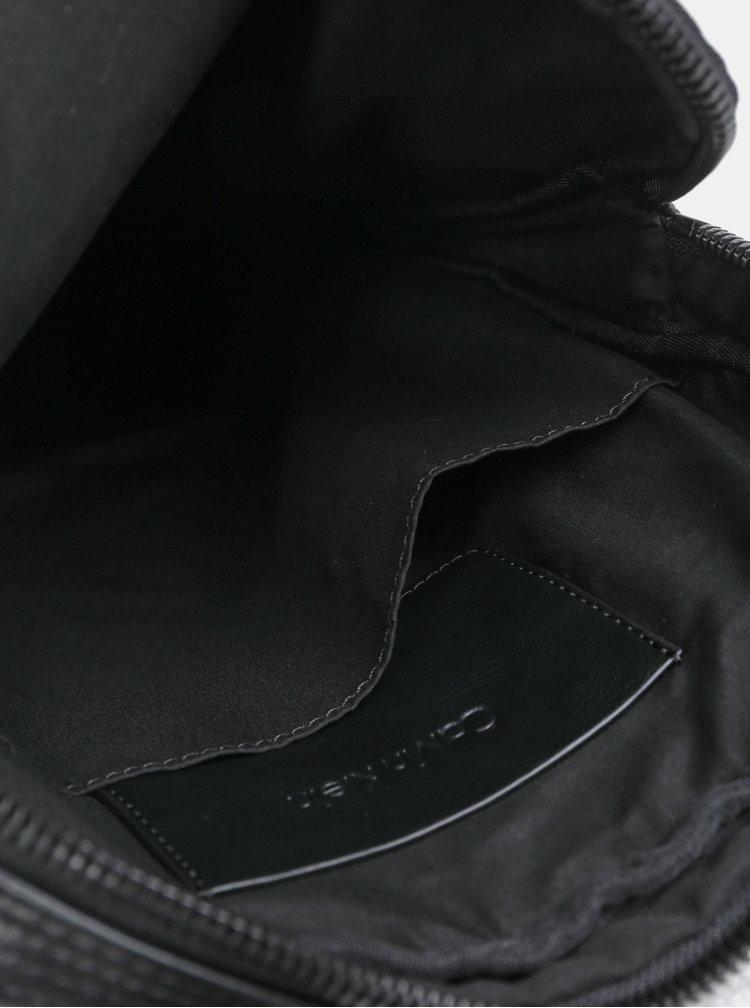Černá malá pánská crossbody taška Calvin Klein Jeans
