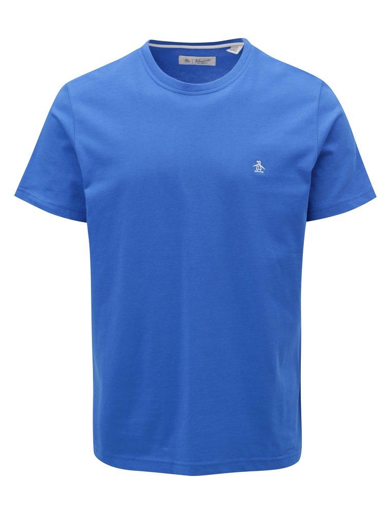Modré tričko Original Penguin Point